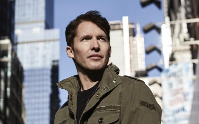 On Tour 2017: Schmusesänger James Blunt